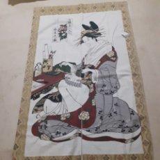 Vintage: CORTINAS JAPONESAS. Lote 195436695