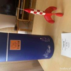 """Vintage: COHETE TINTIN 15 CM DE COLECCION """"LES IMAGES MYTHIQUES"""".. Lote 195541656"""