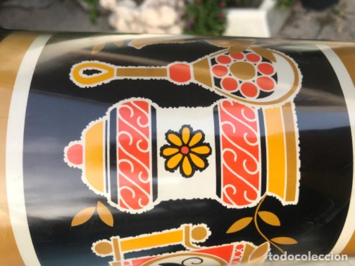 Vintage: Jarra termo thermo Serw original sin uso america años 60 doble proteccion diseño años 70 muy bonito - Foto 9 - 198117718