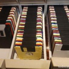 Vintage: DISCOS DE ORDENADOR. Lote 198372136