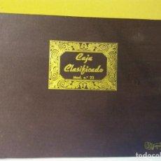 Vintage: LIBRO DE CAJA CLASIFICADO. COBROS Y PAGOS. CASA MIQUEL RIUS.. Lote 198386138