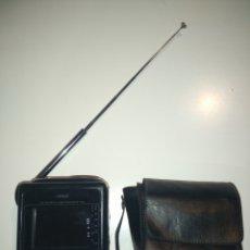 Vintage: MINI TV CITIZEN CON FUNDA ORIGINAL. Lote 200382010