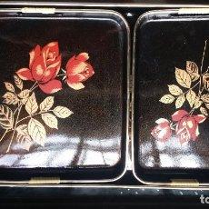 Vintage: BANDEJA 3 PIEZAS MUY BONITA Y EN MUY BUEN ESTADO. Lote 202324265