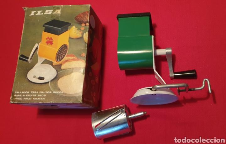 Vintage: Rallador ILSA con caja original - Foto 4 - 204357221