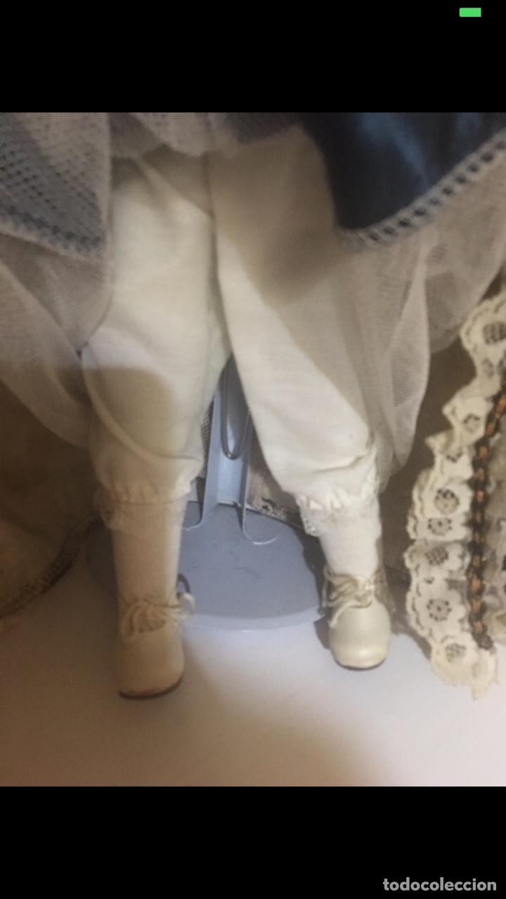Vintage: Muñeca de porcelana - Foto 3 - 204366858