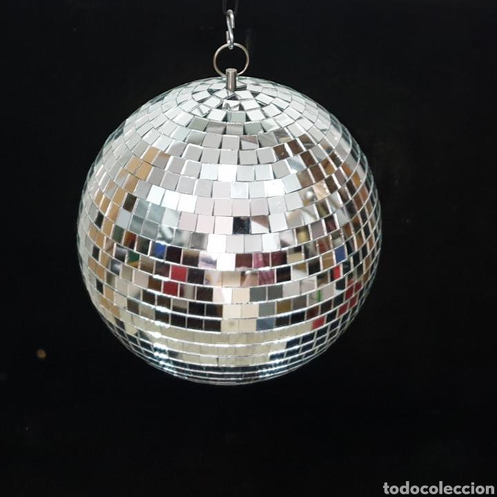 Vintage: Bola de discoteca - Foto 2 - 204640670