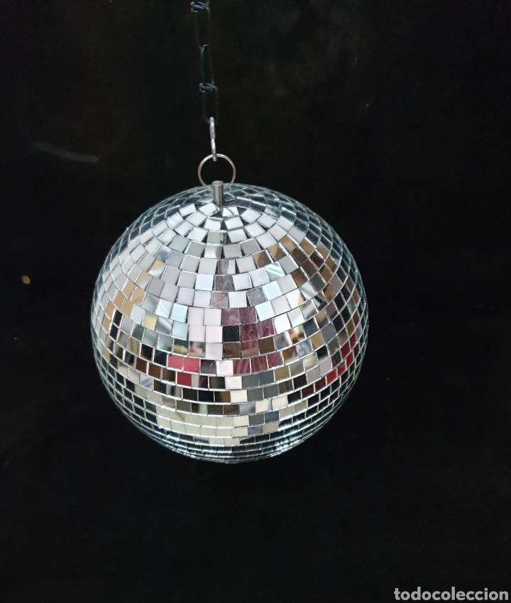 Vintage: Bola de discoteca - Foto 3 - 204640670