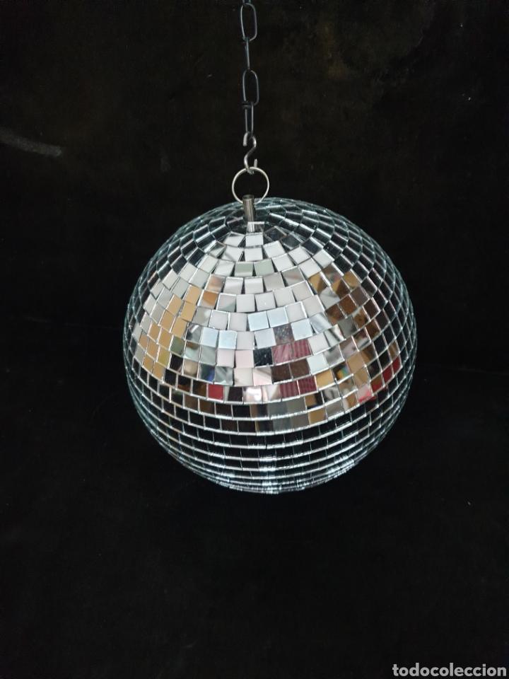 Vintage: Bola de discoteca - Foto 5 - 204640670
