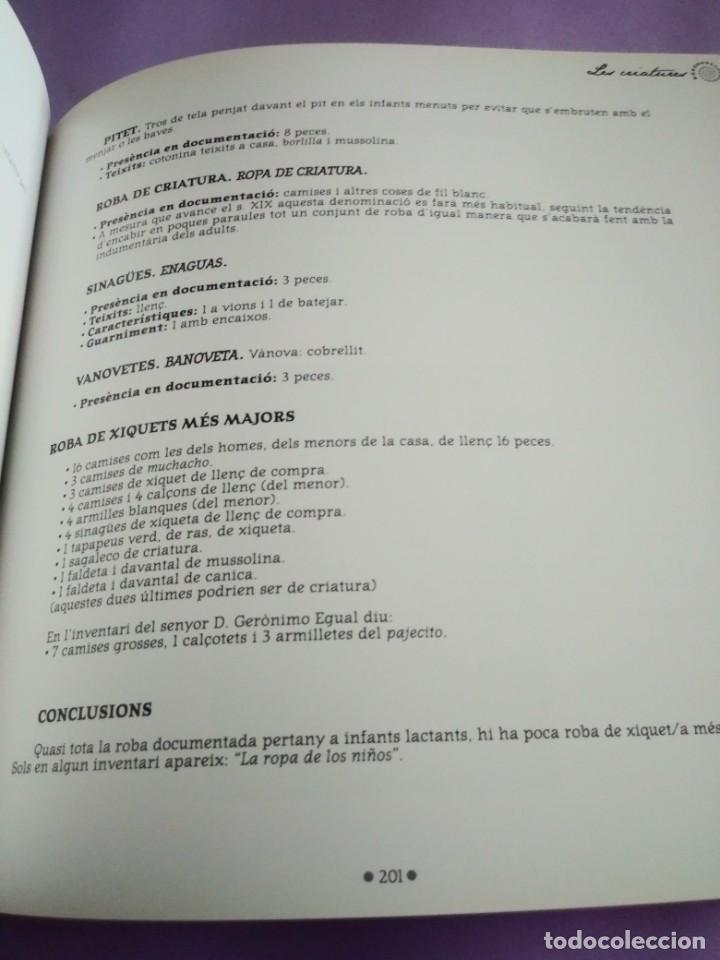 Vintage: LIBRO CENT ANYS D INDUMENTARIA TRADICIONAL - Foto 2 - 204713808