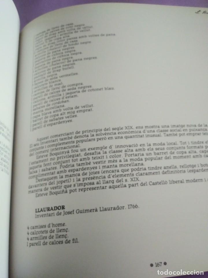 Vintage: LIBRO CENT ANYS D INDUMENTARIA TRADICIONAL - Foto 3 - 204713808