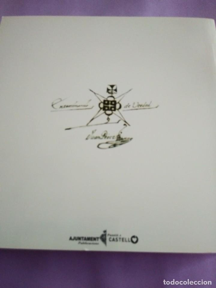 Vintage: LIBRO CENT ANYS D INDUMENTARIA TRADICIONAL - Foto 5 - 204713808
