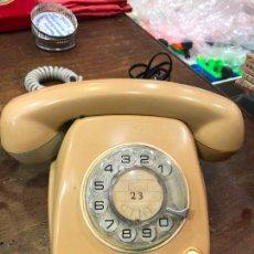 Vintage: ANTIGUO TELEFONO HERALDO COLOR BEIG - VINTAGE. Lote 205158140
