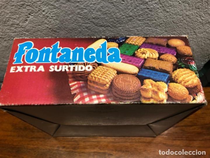 Vintage: CAJA GALLETAS SURTIDAS FONTANEDA - Foto 3 - 205198236