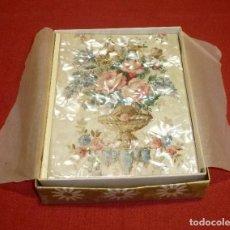 Vintage: ALBUM DE FOTOS VINTAGE - NACARADO - A ESTRENAR.. Lote 205336031