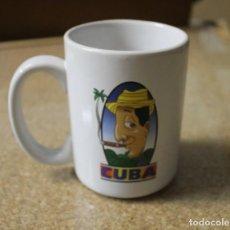 Vintage: TAZA PORCELANA CUBA. Lote 205538156