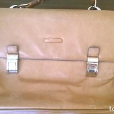 Vintage: CARTERA DOCUMENTOS PIEL. Lote 205750737
