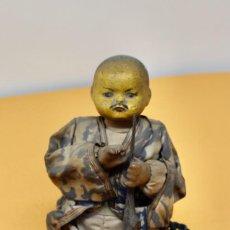 Vintage: ANTIGUA FIGURA CHINA 16 CM. Lote 206347948