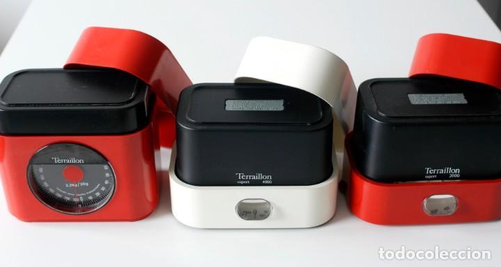 Vintage: 3 Básculas de cocina marca Terraillon, Made in France. Para reparar o para decoración. 3 modelos - Foto 3 - 207042622