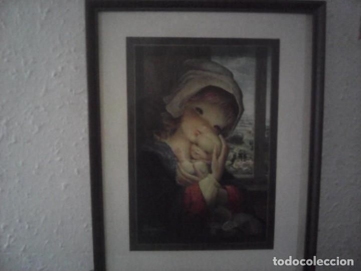 PRECIOSO CUADRO FERRANDIZ (Vintage - Decoración - Varios)