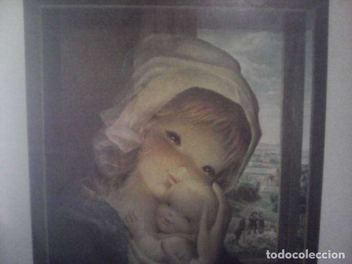 Vintage: precioso cuadro ferrandiz - Foto 2 - 207845741