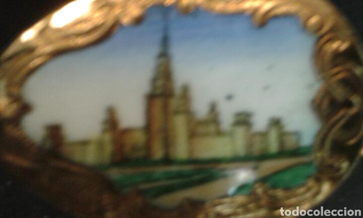 Vintage: Pareja de cucharillas Rusas - Foto 2 - 76773169