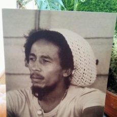Vintage: CUADRO BOB MARLEY ( INEDITO ). Lote 208893437