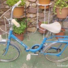 Vintage: BICICLETA BH HAPPY. AÑOS 80. PLEGABLE.. Lote 210329305