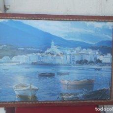 Vintage: CUADRO LAMINA. Lote 210641651