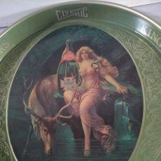 Vintage: BANDEJA AGUA MINERAL CLYSMIC. Lote 211608924