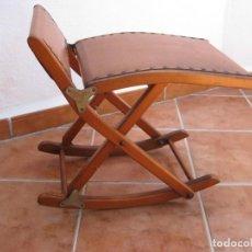 Vintage: SILLA, TABURETE DE RODILLAS, ERGONOMICA, ORTOPEDICA.. Lote 212006837