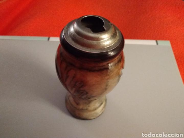 Vintage: Base de piedra para mechero Clipper siglo XX. NO SE INCLUYE EL Mechero. Vintage. - Foto 3 - 212875505