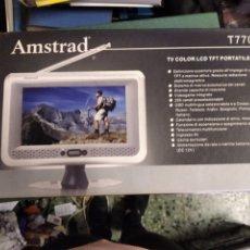 Vintage: AMSTRAD TV COLOR 7 PULGADAS. FUNCIONA. Lote 213232870