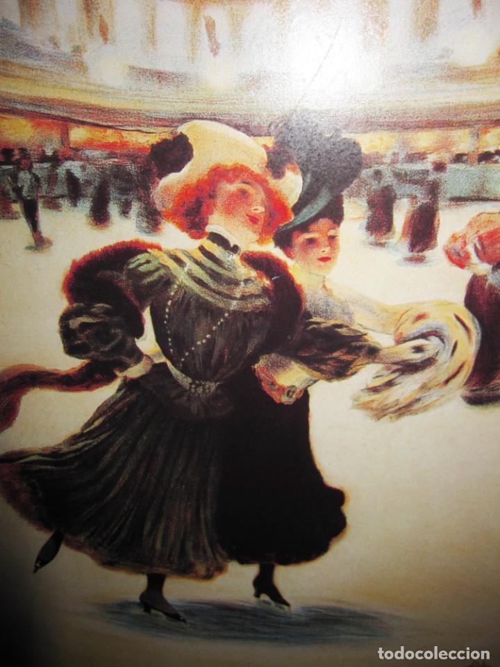Vintage: Cuadro estilo vintage Palais de Glace Champs Elysees. París - Foto 2 - 214806730