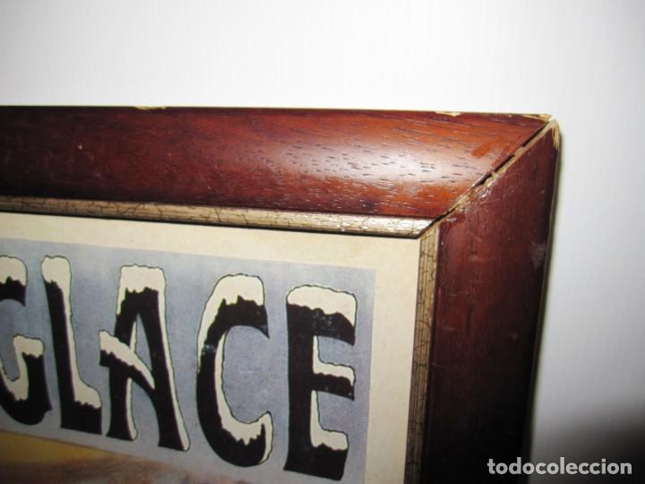 Vintage: Cuadro estilo vintage Palais de Glace Champs Elysees. París - Foto 10 - 214806730
