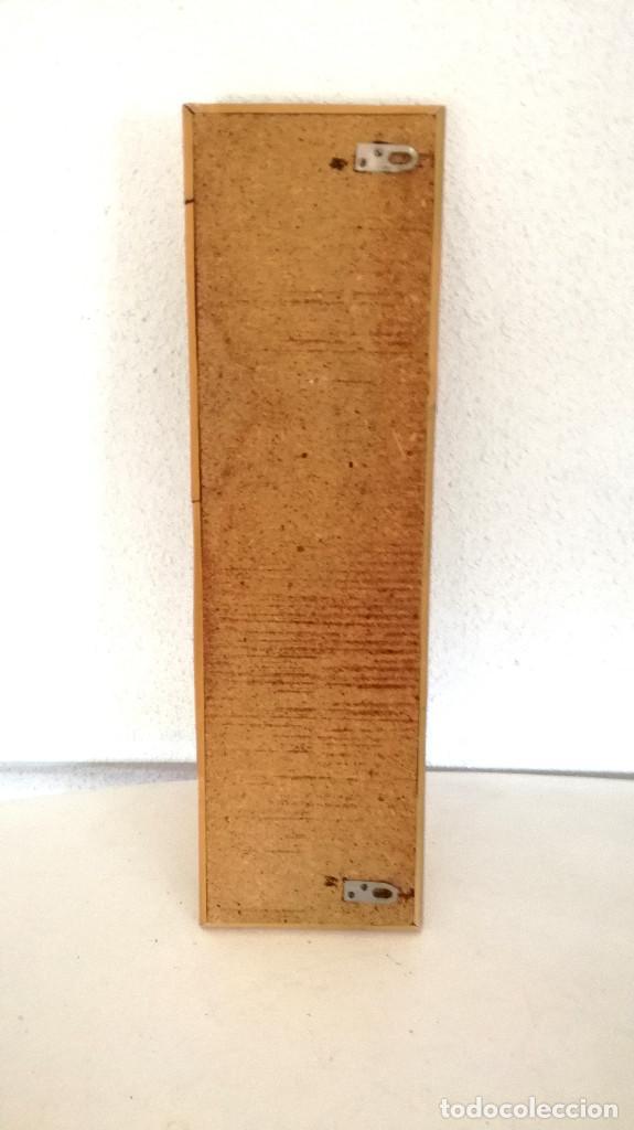 Vintage: Toallero de pared colgador perchero de caña bambú madera - Foto 5 - 215159251