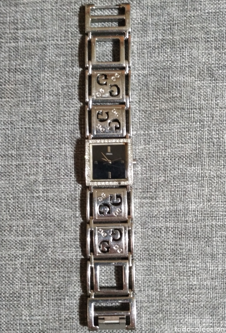 Vintage: Reloj Guess original - Foto 3 - 215422483