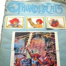 Vintage: VINTAGE ÁLBUM DE THUNDERCATS. Lote 215494063