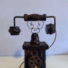 Vintage: TELÉFONO DECORATIVO VINTAGE. Lote 216813291