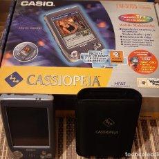 Vintage: CASIO CASIOPEIA EM 505 S 32MB SIN CAJA. Lote 217390172