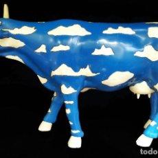 Vintage: LA 'SKY COW' DE LA COW PARADE DE NUEVA YORK. Lote 218984976