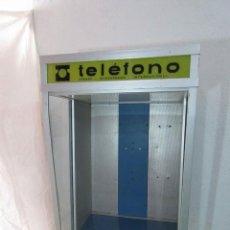 Vintage: CABINA TELEFÓNICA. AÑOS 70-80.. Lote 253985860