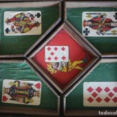 Vintage: NAIN JAUNE VINTAGE, MIRAD EL JOKER ES MUY ANTIGUO. Lote 220171748
