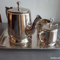 Vintage: JUEGO DE CAFÉ. Lote 220674905
