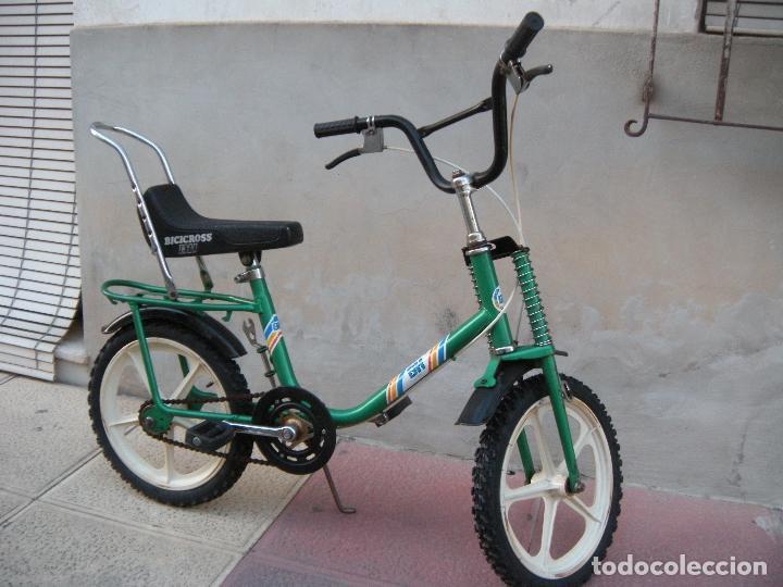 Vintage: BICICLETA BICICROSS BH - Foto 4 - 221851273