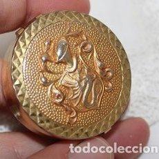 Vintage: PEQUEÑO PASTILLERO VINTAGE. Lote 222035673