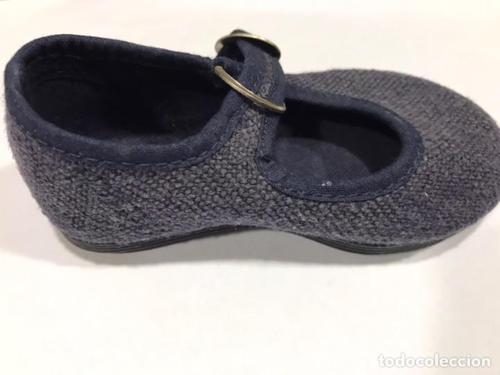 Vintage: Zapatos nuevos de bebé - Foto 2 - 222266658