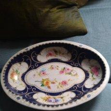 Vintage: FRUTERO OVALADO METAL. Lote 222415585