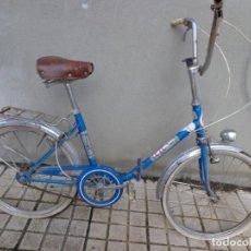 Vintage: ANTIGUA VINTAGE BICICLETA, DESMONTABLE CIL, MUY RARA MARCA COMPLETA BUEN ESTADO FUNCIONANDO. Lote 222422578