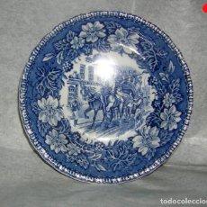 Vintage: CUENCO DE PORCELANA ROYAL TUDOR WARE. Lote 222426991