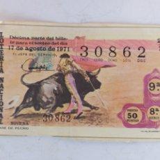 Vintage: DECIMOS. Lote 222700488